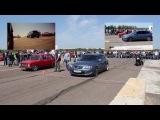 ВАЗ 2101 Турбо vs Mazda 3 MPS